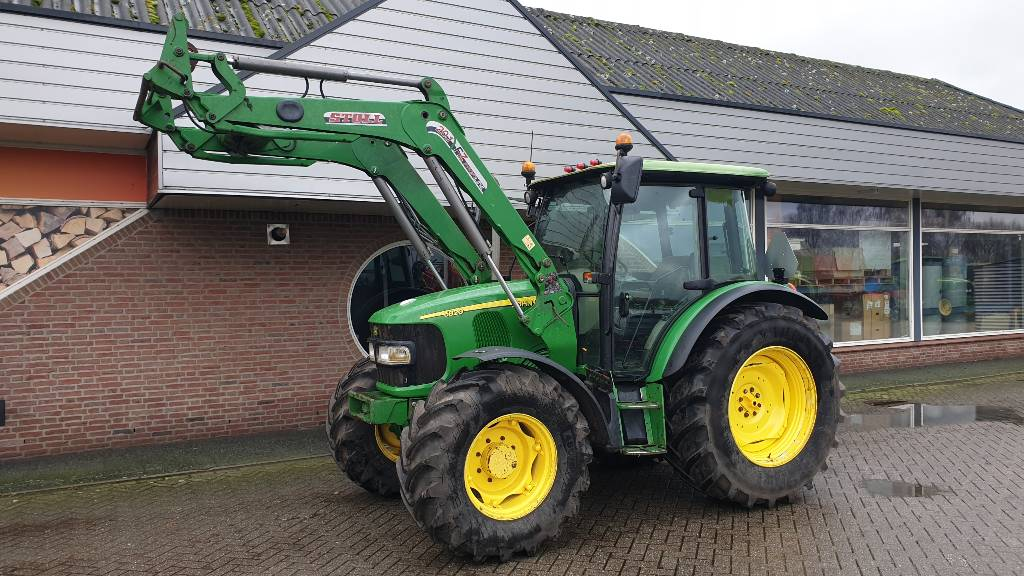 John Deere 5820, Tractors, Agriculture