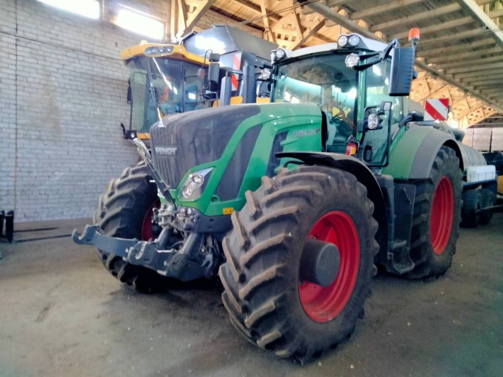 Fendt 936 Vario, Traktorid, Põllumajandus
