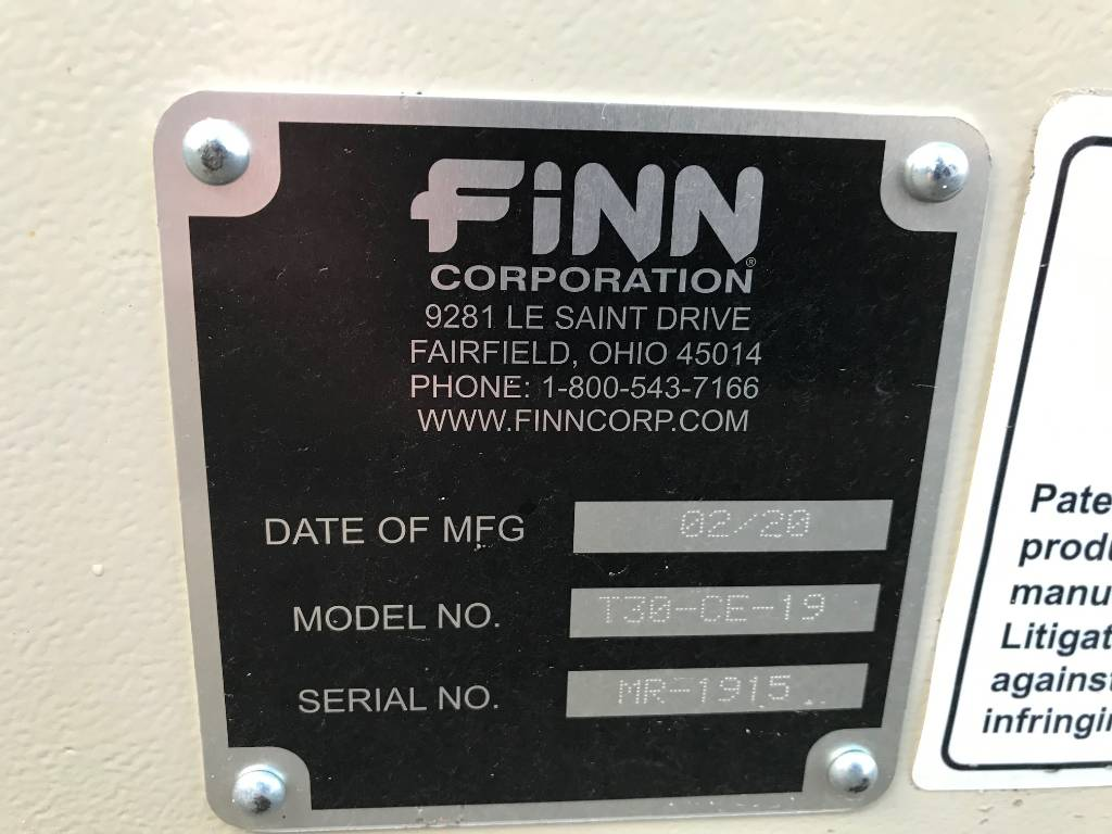 Finn T30, Other groundcare machines, Groundcare