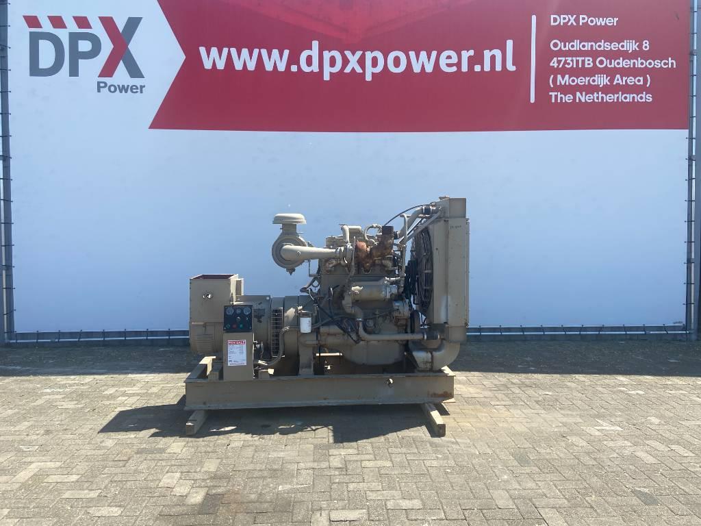 Cummins NTA-495-G - 135 kVA Generator - DPX-12405, Diesel generatoren, Bouw