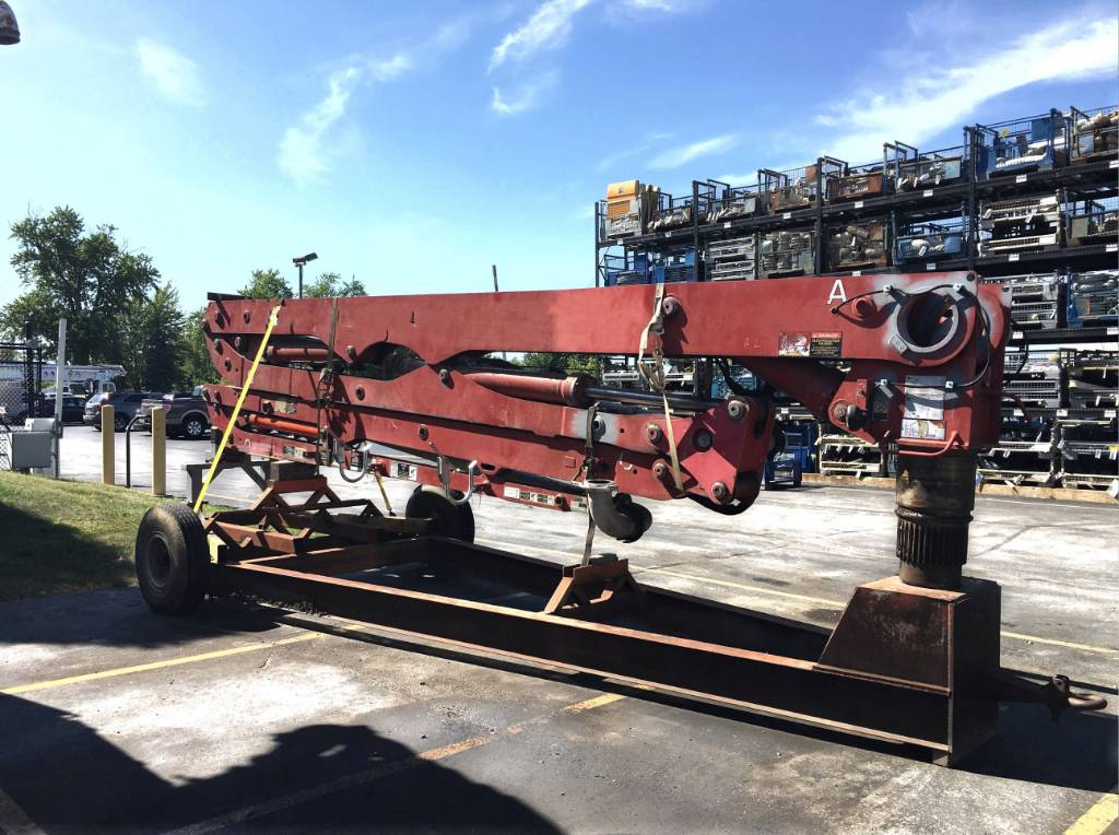 Putzmeister MX 24/28Z, Boom Pumps, Construction Equipment