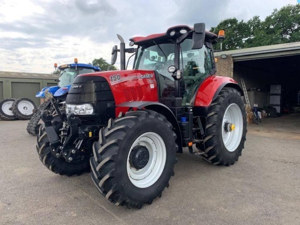 CASE Puma 150 CVX, Tractors, Agriculture