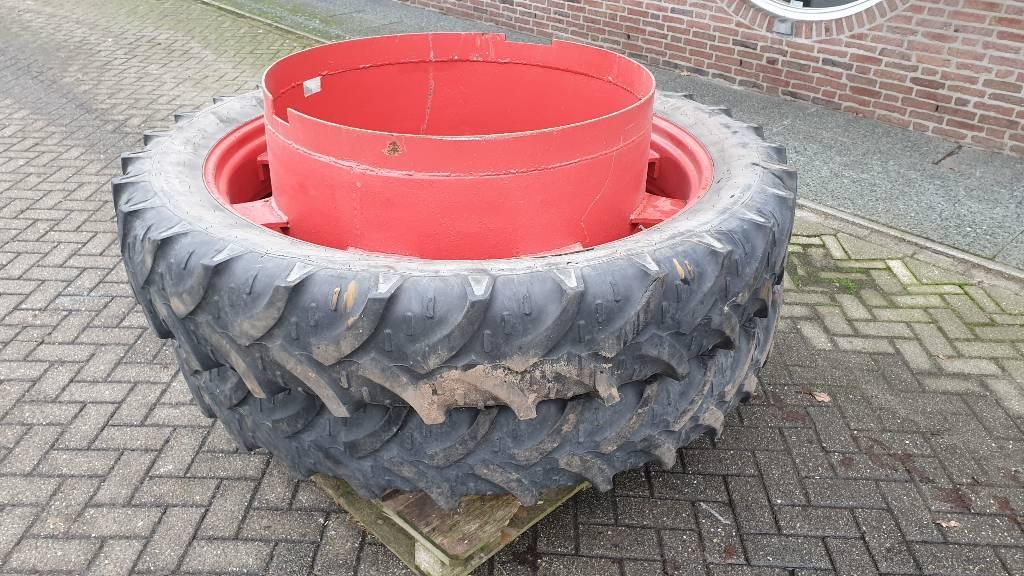 Dubbellucht 11.2R48, Dual Wheels, Agriculture