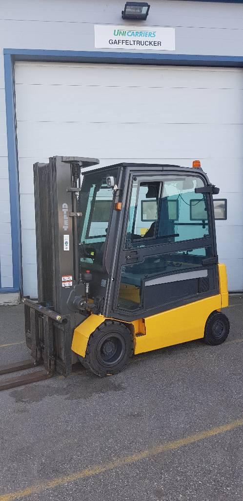 Atlet EH30, Elektriske trucker, Truck