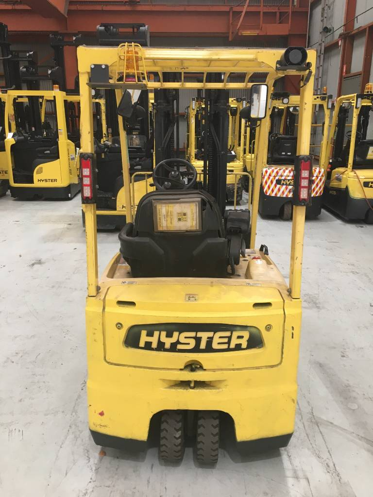 Hyster J40ZT, Electric counterbalance Forklifts, Material Handling