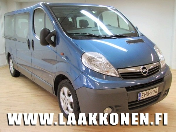 used opel vivaro 2 5 cdti other year 2007 price 24 528. Black Bedroom Furniture Sets. Home Design Ideas