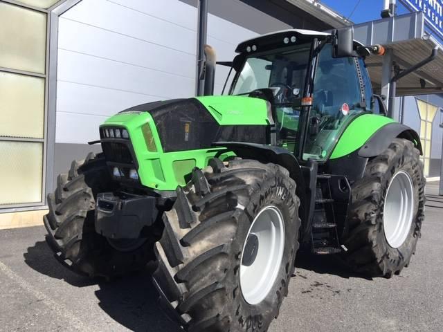 Deutz-Fahr TTV 7210, Traktorit, Maatalouskoneet