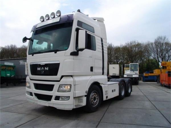 MAN 26.480 6x4, Tractor Units, Trucks and Trailers