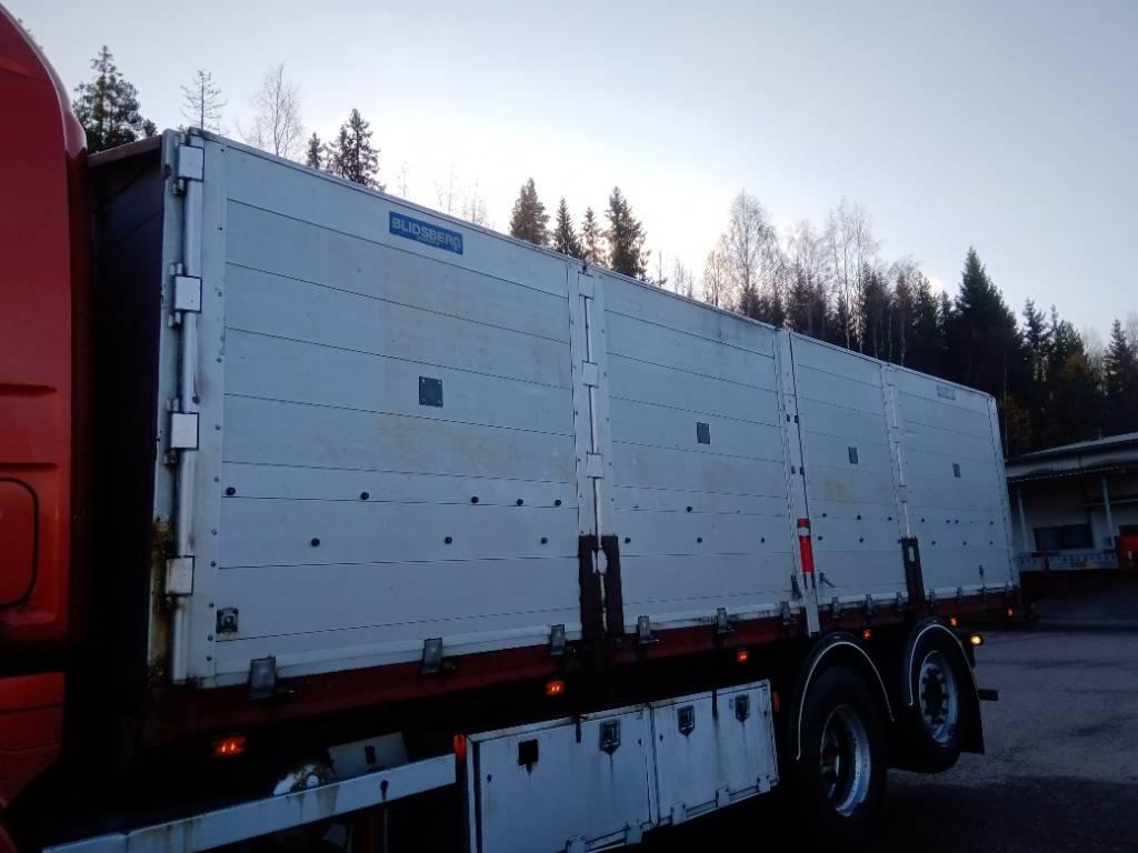 [Other] kippiviljalavapaketti sisäm. 6,80m 1,60 laita, Lavat, Kuljetuskalusto