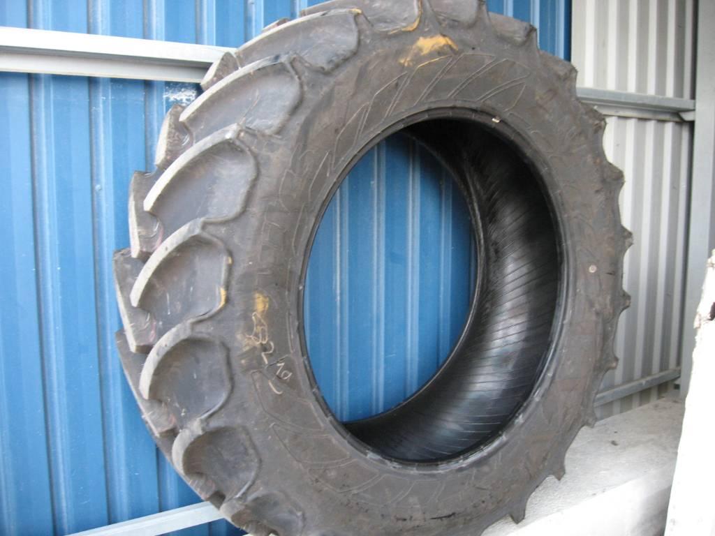 Mitas däck dim. 540/65R38, Däck, hjul och fälgar, Lantbruk