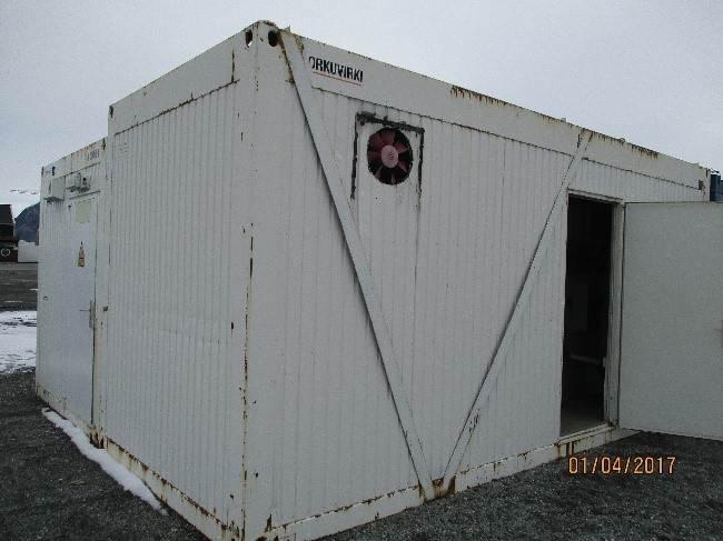 [Other] Telegroup Supply Kiosk 1200 amp, Övrig gruvutrustning, Entreprenad