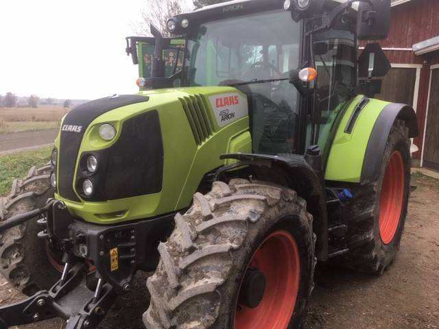 CLAAS ARION 400 450, Tractors, Agriculture