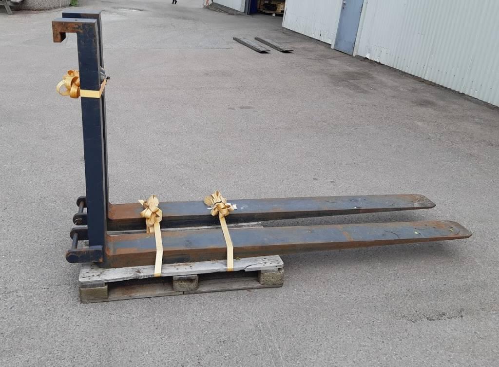 Kalmar 220x90x2400mm, Forks, Material Handling