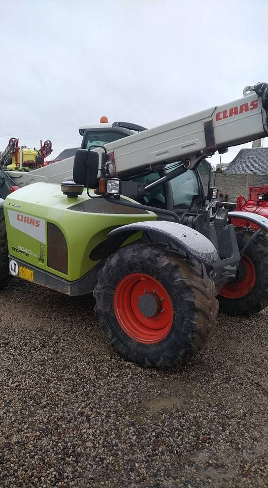 CLAAS Scorpion 9040, Maatalouskurottajat, Maatalouskoneet