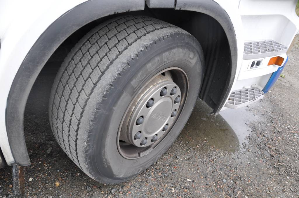 Scania R420LB6X2*4MNA, Skåpbilar, Transportfordon
