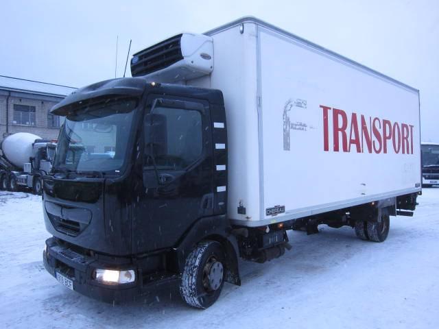 Renault Midlum, Külmikautod, Transport