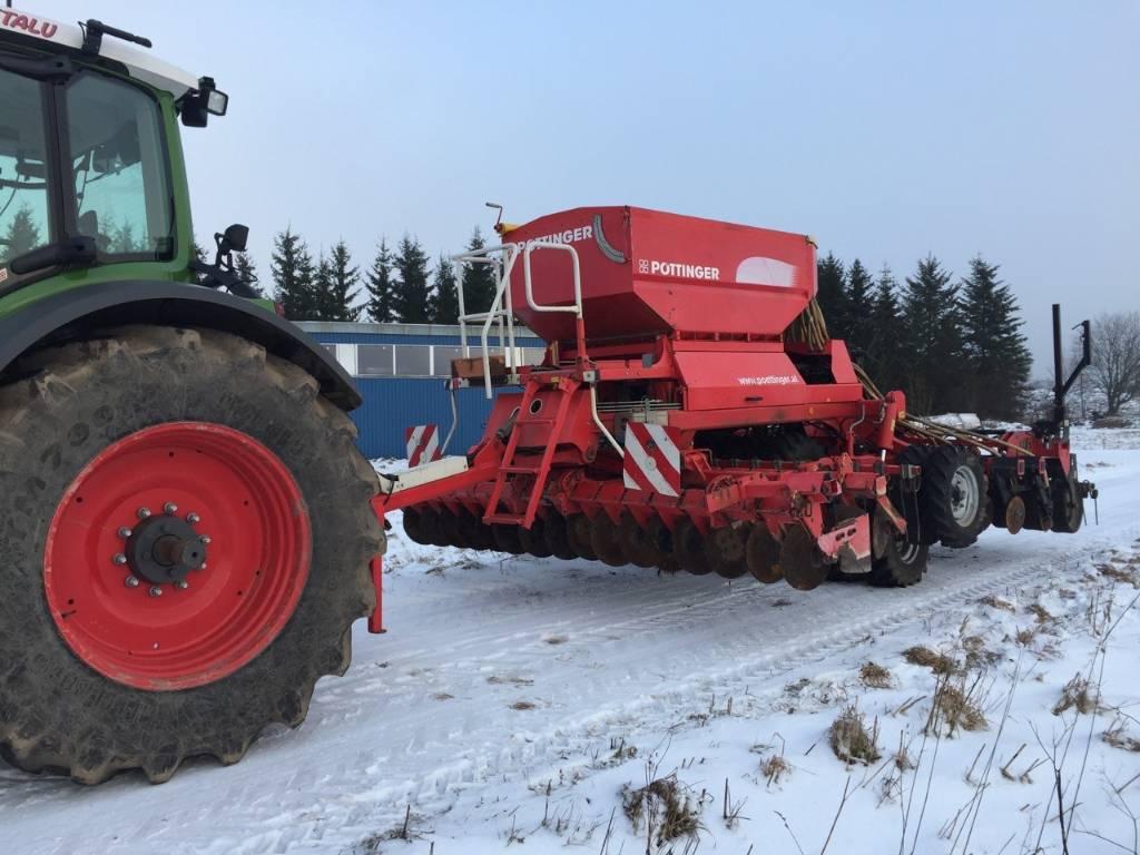 Pöttinger TerraSem 4000 T, Külvikud, Põllumajandus