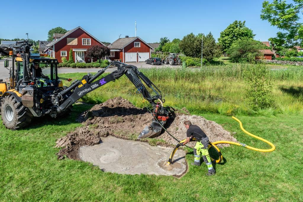 Cobra hyd.drevet pumpe Cobra 100 gjødselpumpe, Annet laste- og graveutstyr, Landbruk
