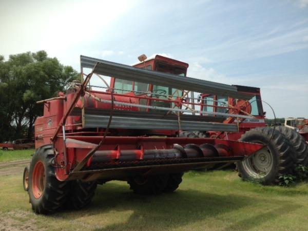 Massey Ferguson 300, Combine Harvesters, Agriculture