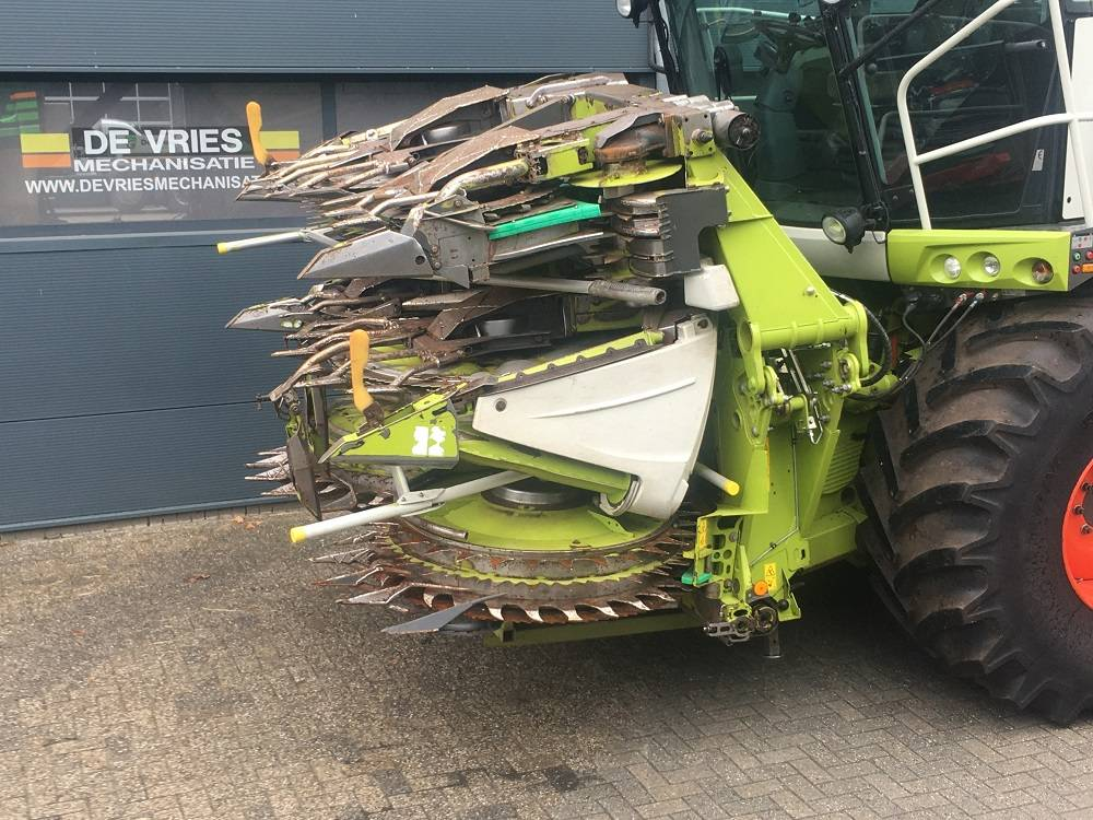 CLAAS Orbis 750 AC Pro, Forage harvester headers, Agriculture
