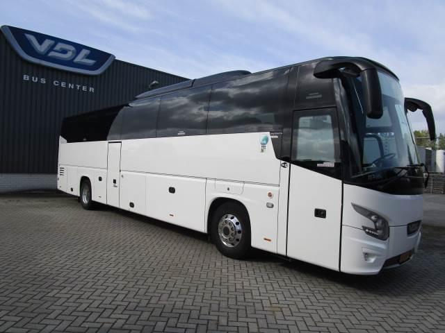VDL Futura FHD2 - 129/410, Zájezdové autobusy, Přepravní technika
