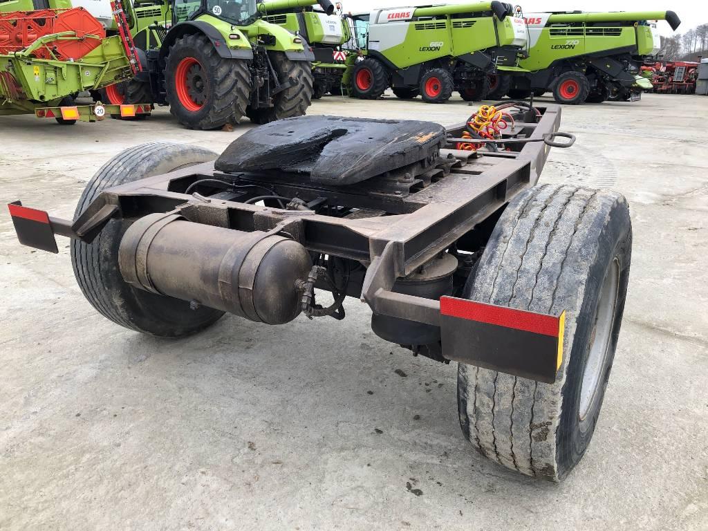 [Other] WÓZEK DOLLY, Inne akcesoria do ciągników, Maszyny rolnicze