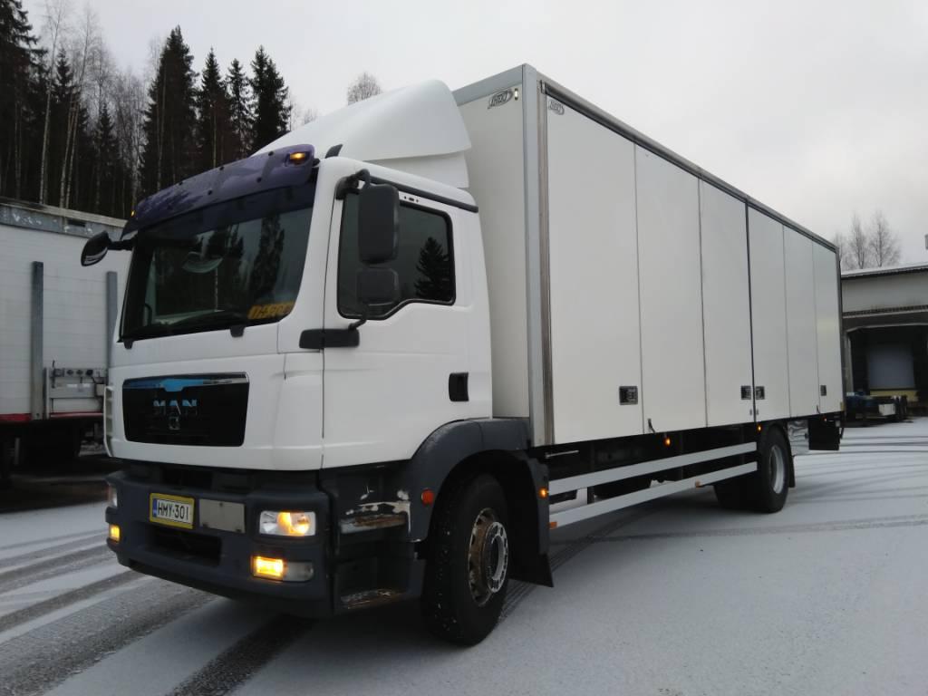 MAN TGM18.240, Kylmä-/Lämpökori kuorma-autot, Kuljetuskalusto