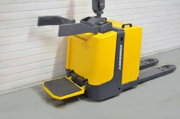 Jungheinrich ERE20, Low lifter with platform, Material Handling