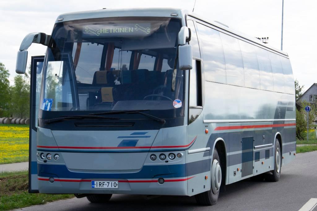 Volvo 9700 B12M, Kaugsõidubussid, Transport