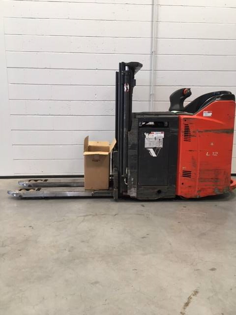 Linde L12LSP/133, Self propelled stackers, Material Handling