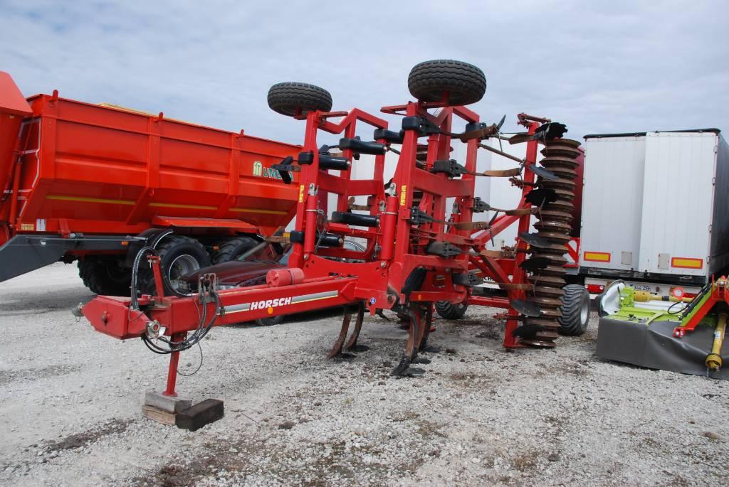 Horsch Terrano 6 FX, Kultivaatorid, Põllumajandus
