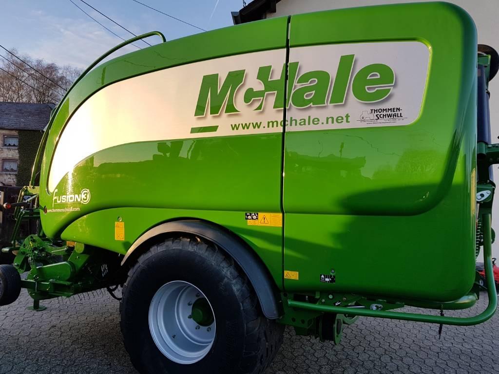 McHale Fusion 3, Enrubanneuse, Agricole