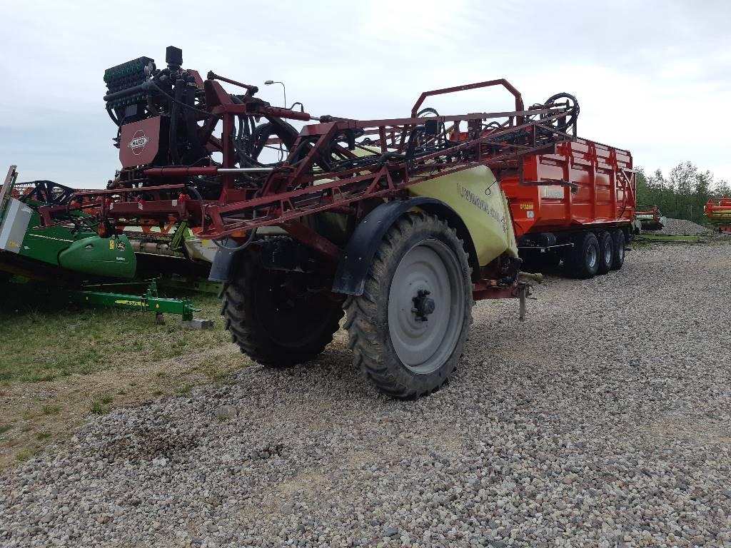 Hardi Navigator 4000, Trailed sprayers, Agriculture