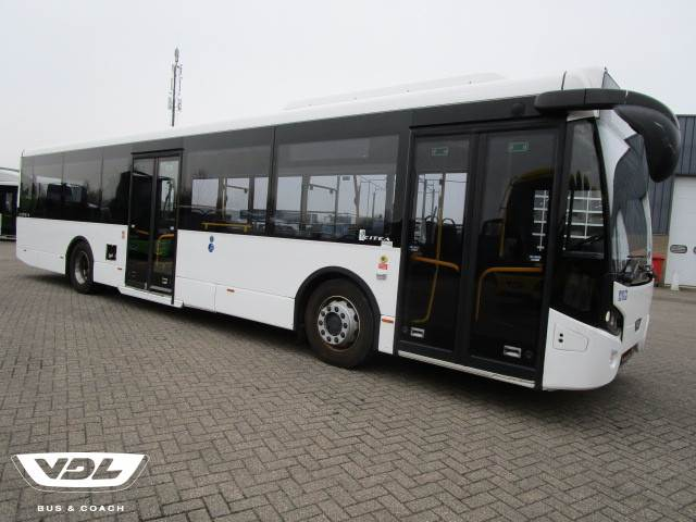 VDL Citea SLF-120/250, Public transport, Vehicles