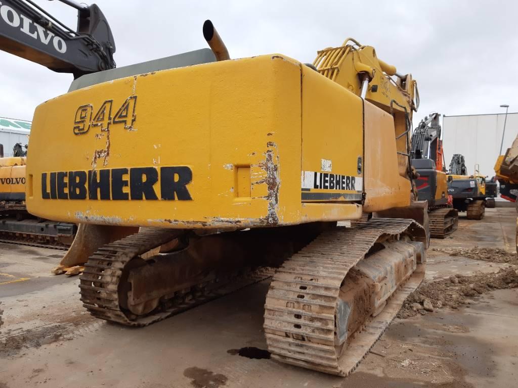 Liebherr R 944 B HD S Litronic, Excavadoras de cadenas, Construcción
