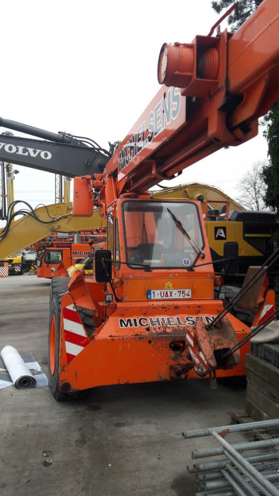 Galion 150 FA (3pc), All terrain cranes, Construction