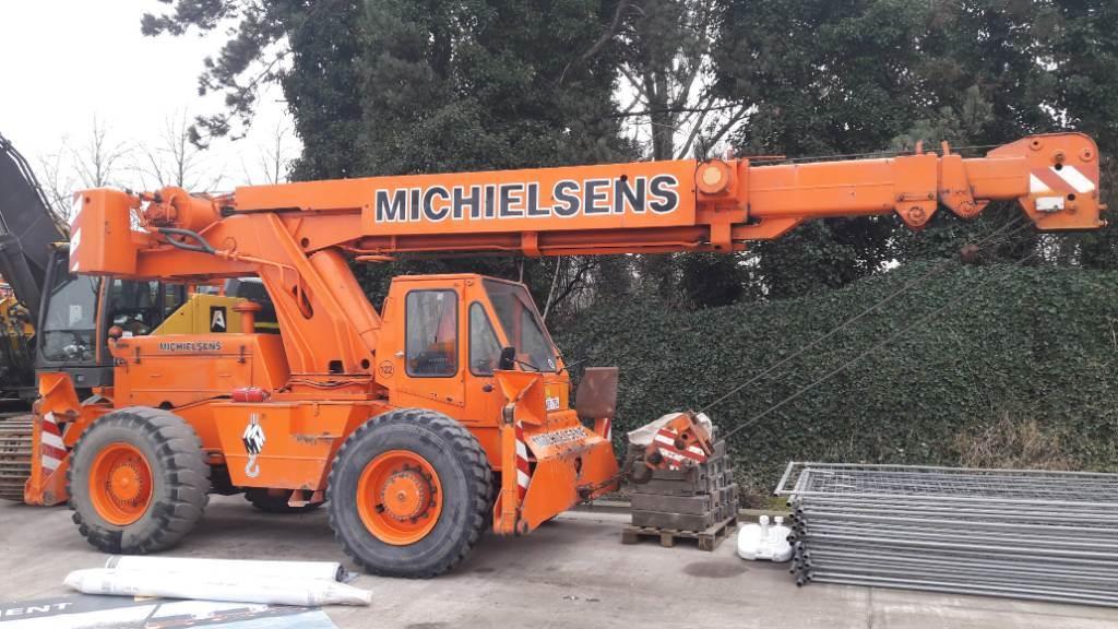 Galion 150 FA (4pc), Used all terrain cranes, Construction