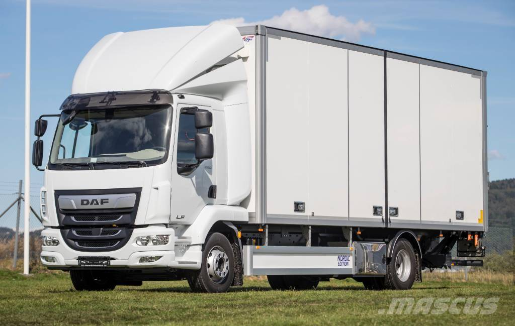 DAF LF FA 16t - NORDIC EDITION, Box trucks, Trucks and Trailers