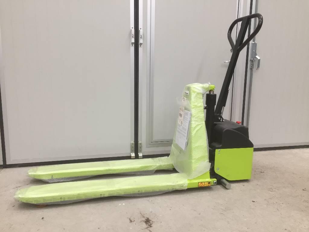 Pramac HX 10E Saxlyft, Pallvagn, Materialhantering