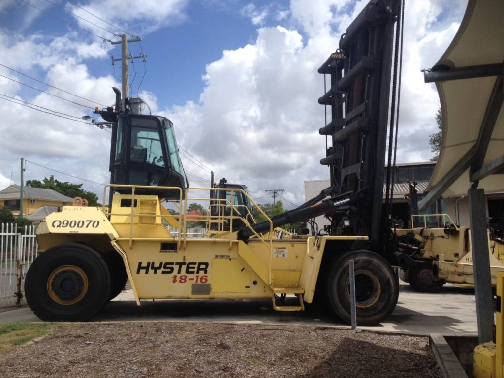 Hyster H48.00XM-16CH, Container Handlers, Material Handling