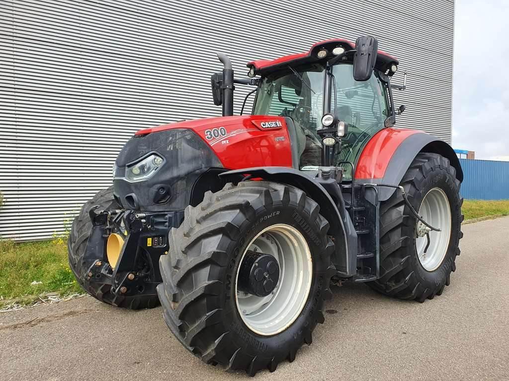 Case IH Optum 300 CVX, Tractors, Agriculture