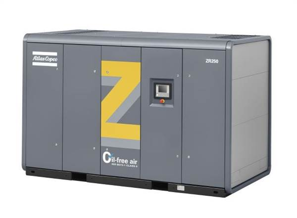 Atlas Copco ZR 400, Compressors, Industrial