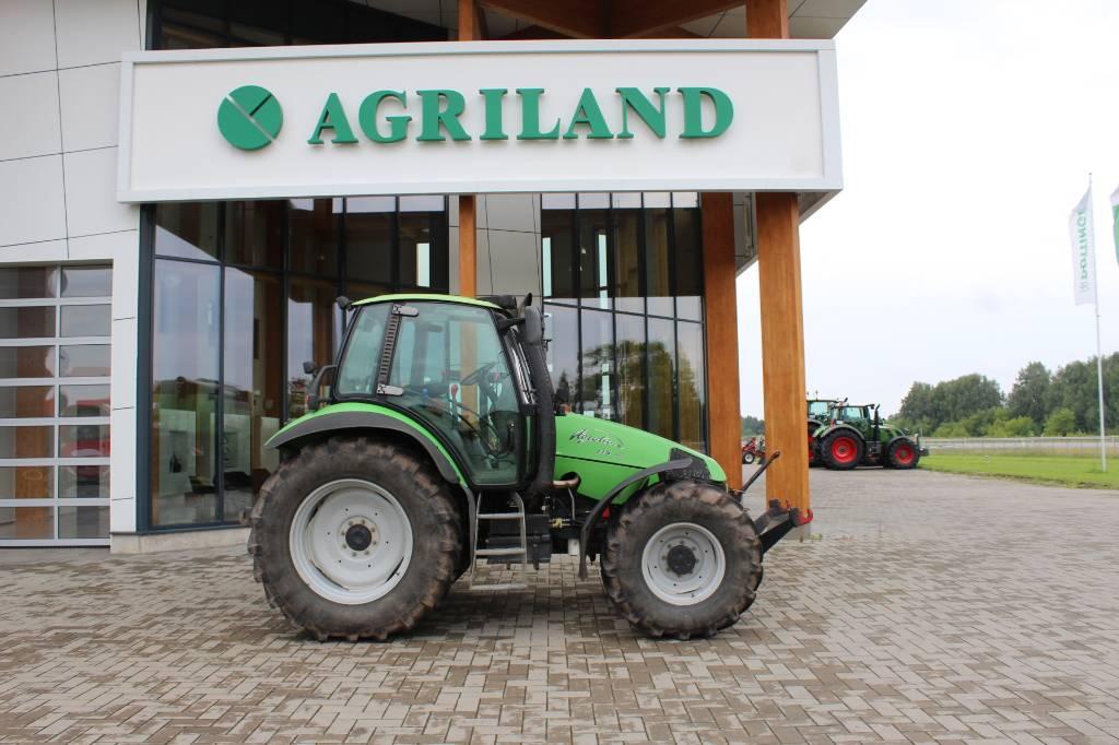 Deutz-Fahr Agrotron 115, Traktorid, Põllumajandus