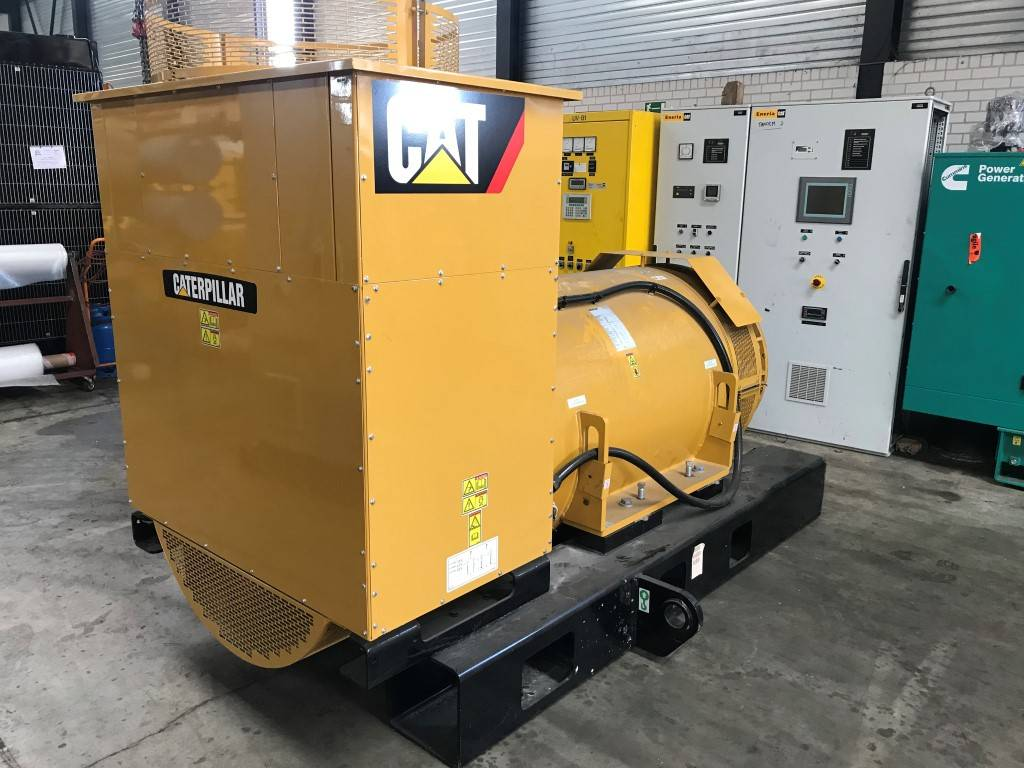 Caterpillar Generator End SR 5 - 2200 kW - DPH 104426, Generator Ends, Construction
