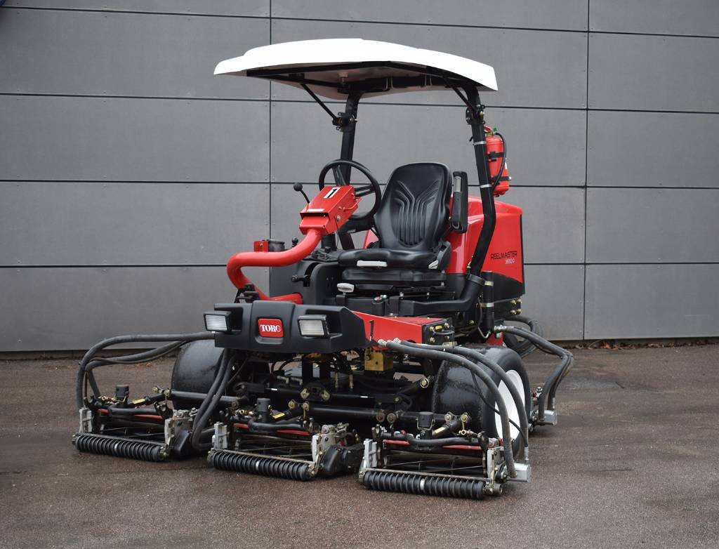 Toro RM 3550D, Fairway-gräsklippare, Grönytemaskiner