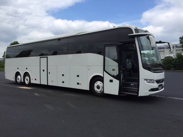 Volvo 9700, Coaches, Vehicles