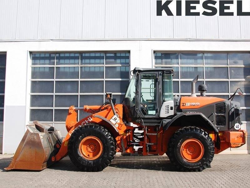 Hitachi ZW 180-5, Wheel Loaders, Construction Equipment