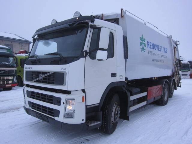 Volvo FM340, Muud veokid, Transport