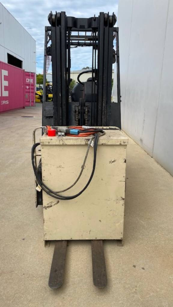 Yale FB18PY, Electric counterbalance Forklifts, Material Handling