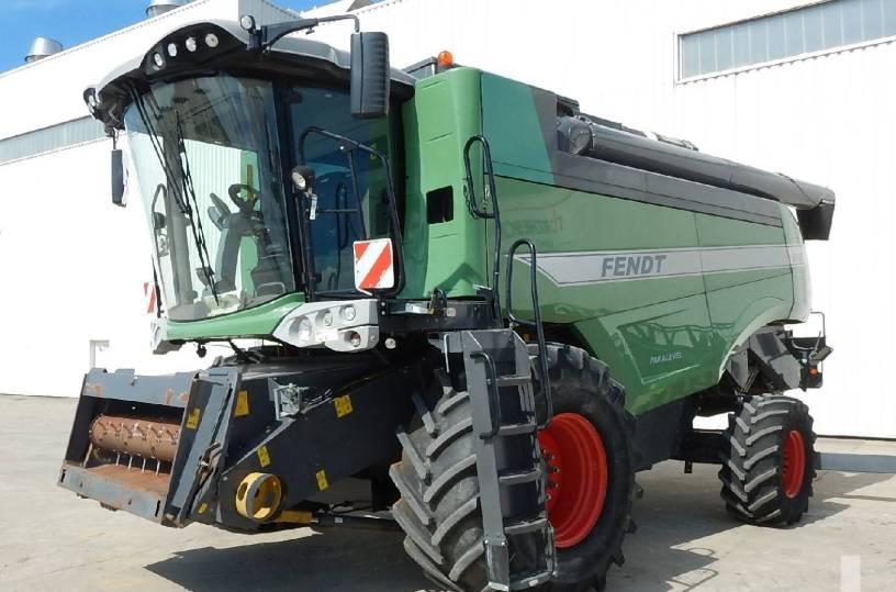 Fendt 6335 C PL, Kombajny zbożowe, Maszyny rolnicze
